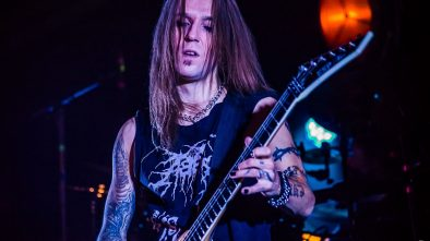 Children of Bodom. Клуб «Космонавт». 17 сентября 2017