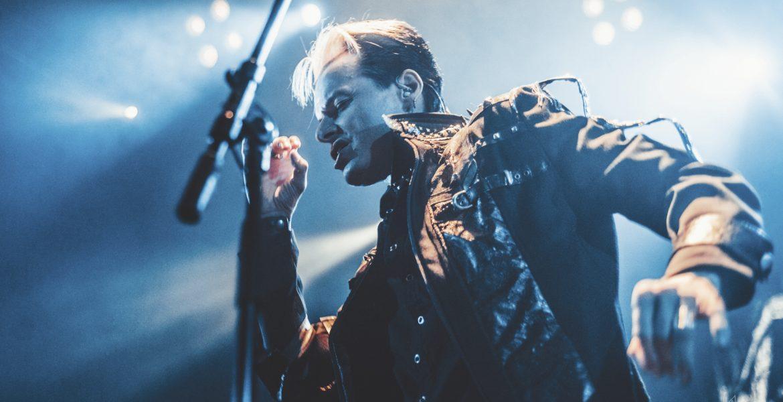 Фотоотчёт. Lacrimosa. Клуб Космонавт. 22 ноября 2017