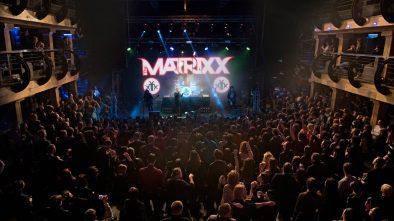 The Matrixx. Лучшие песни за 8 лет. RED. 30 марта 2018