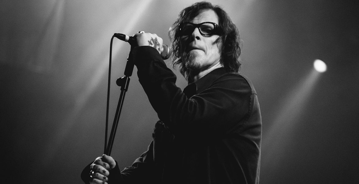 Mark Lanegan Band. Космонавт. 18 июля 2018