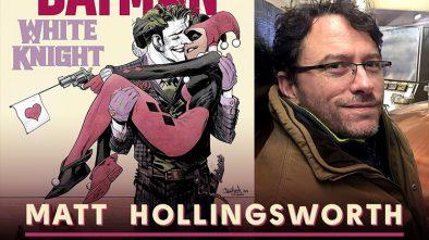 Мэтт Холлинсворт приедет на Comic Con Russia 2018