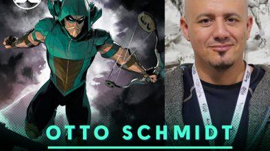 Художник Отто Шмидт – на Comic Con Russia 2018!
