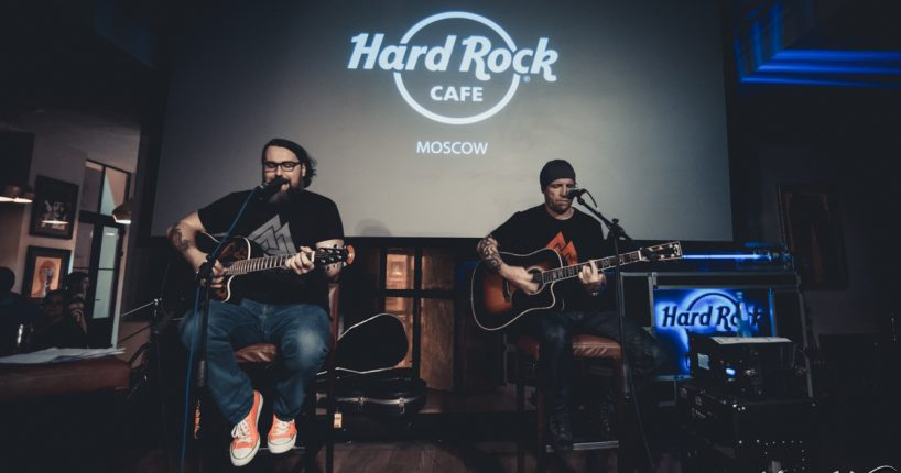 Северный флот. «Акустика». Hard Rock Cafe. 28 февраля 2019
