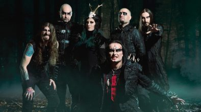 Cradle of Filth. ГЛАВCLUB GREEN CONCERT. 15 июня 2019